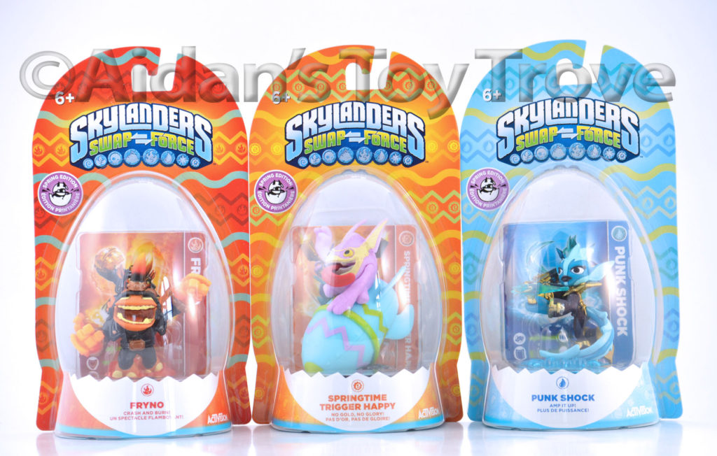 Hands on with skylanders spring edition springtime