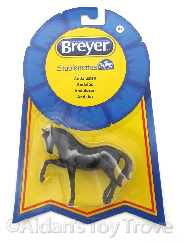 Breyer 6033 Andalusian Spanish Walk