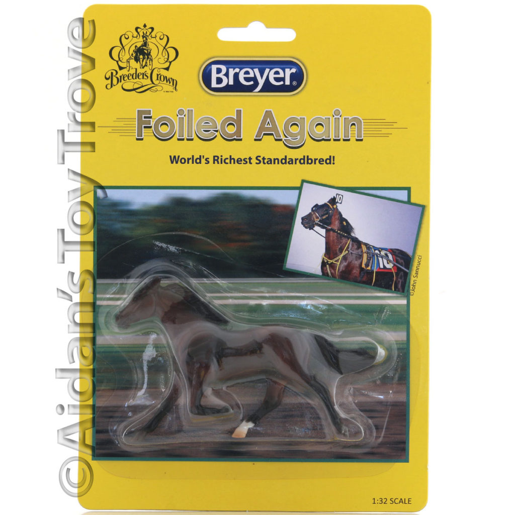 Breyer Foiled Again 9152
