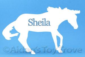 BreyerFest Sheila