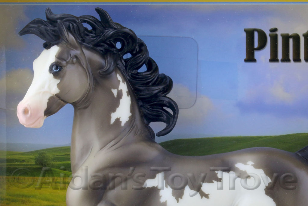 Breyer 1703 Grullo Pinto