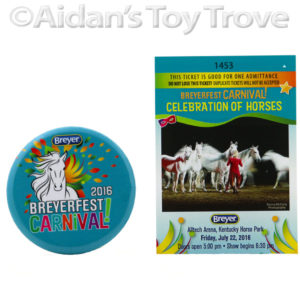 BreyerFest Ticket 2016