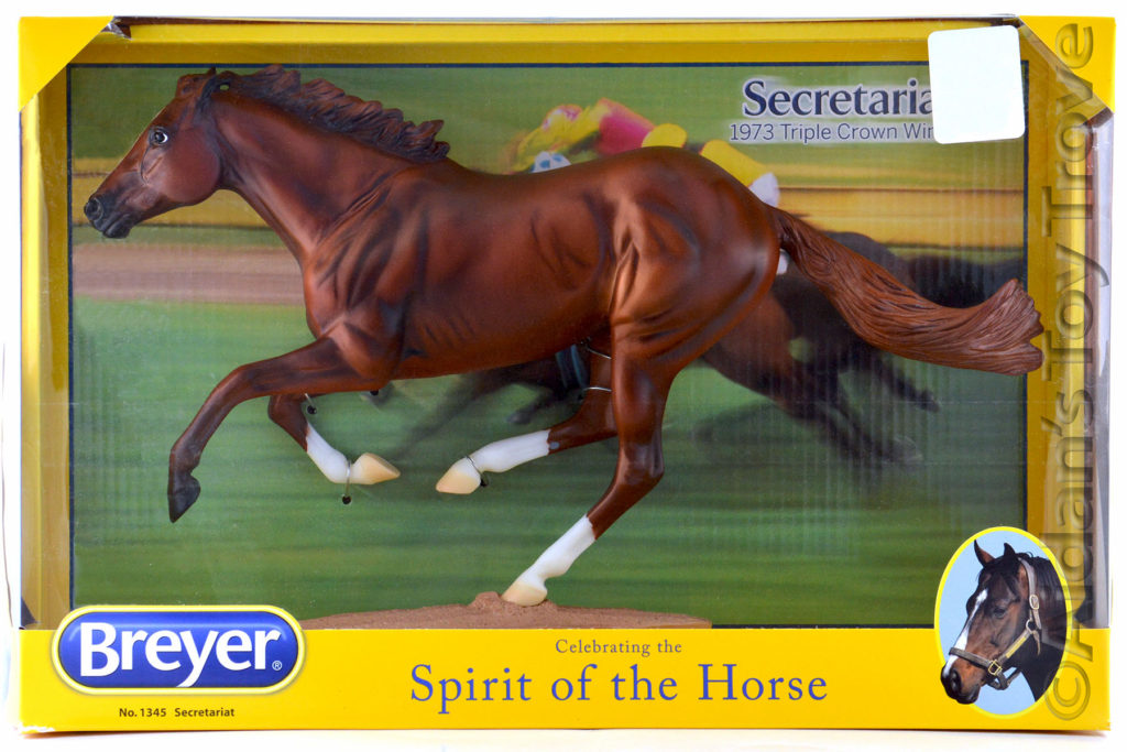 Breyer Secretariat 1345