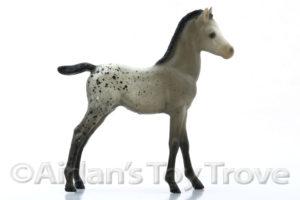 Breyer 39 Appaloosa Foal Spot Proud Arabian Foal