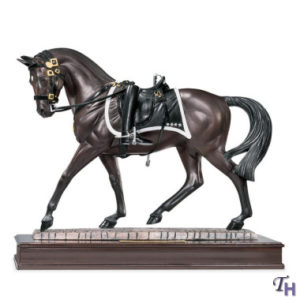 Breyer 8134 Black Jack Resin