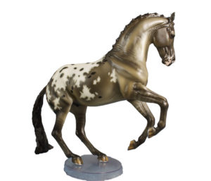 Breyer Cinza Saturday Raffle Model