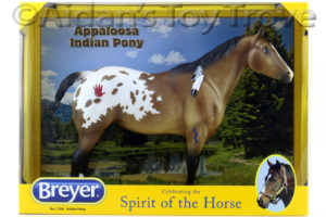 Breyer 1706 Indian Pony Chalky