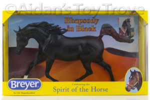 Breyer Rhapsody In Black 1752