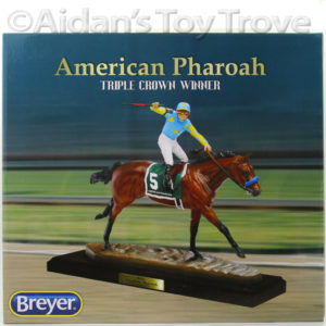 Breyer 9180 American Pharoah Resin