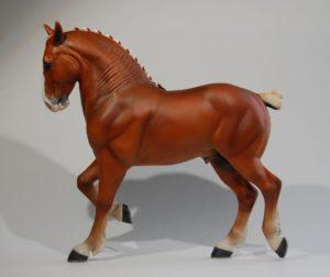 Breyer Custom Caesar