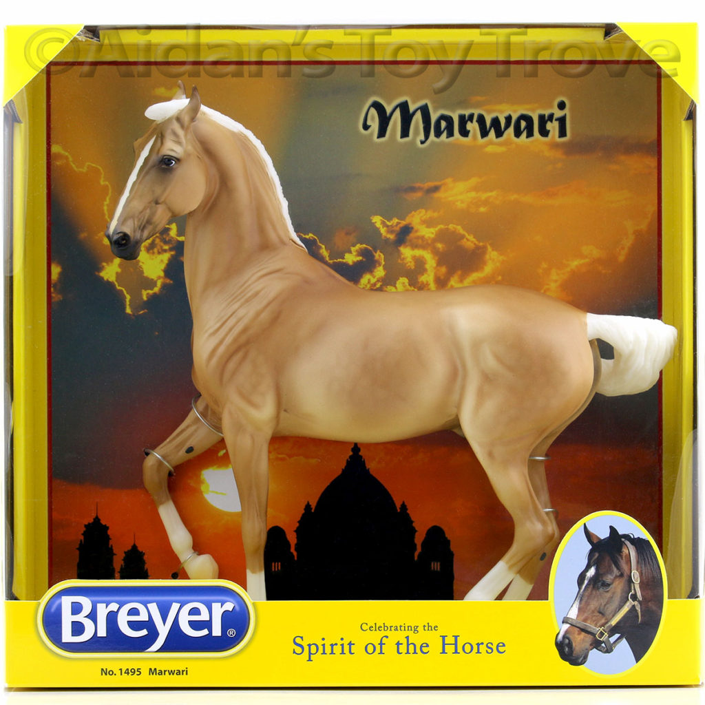 Breyer Marwari 1495