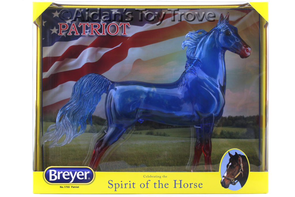 Breyer Patriot 1755