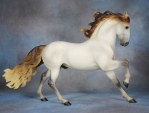 BreyerFest Auction Lot 15 Andalusian Stalion
