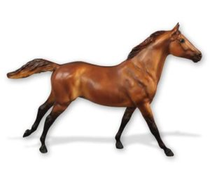 Breyer Collector's Club Dun Phar Lap