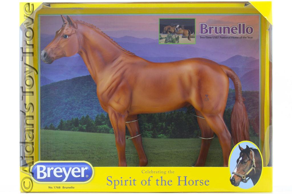 Breyer Brunello 1768