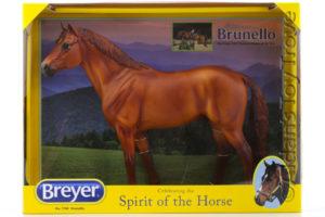 Breyer Brunello 1768 Tyron Tack