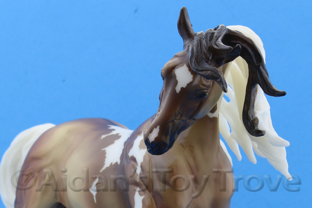 Breyer Samba Surprise 711238 Matte Dun Pinto