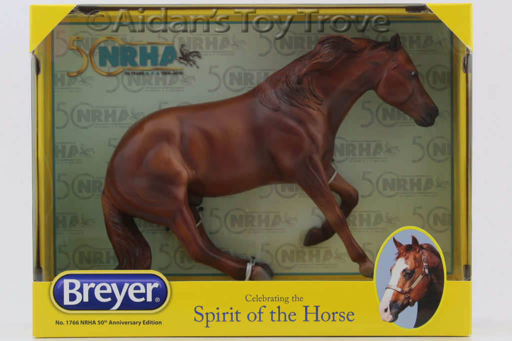 Breyer NRHA 50th Anniversary Edition 1766