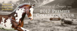 Breyer 2017 Premier Club