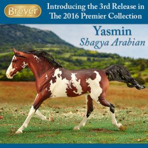Breyer Yasmin