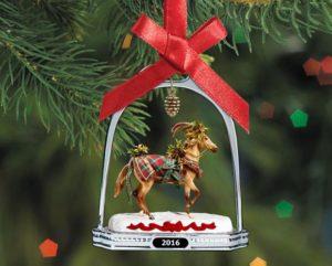 Breyer 700317 Woodland Splendor Stirrup Ornament