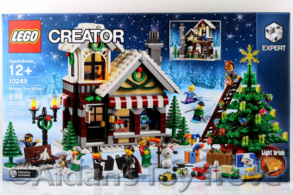 LEGO Creator Winter Toy Shop 10249