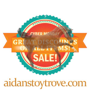 Aidan's Toy Trove 2016 Cyber Monday Sale