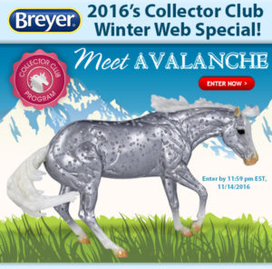 Breyer Avalance 712179