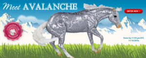 Breyer Avalanche 712179
