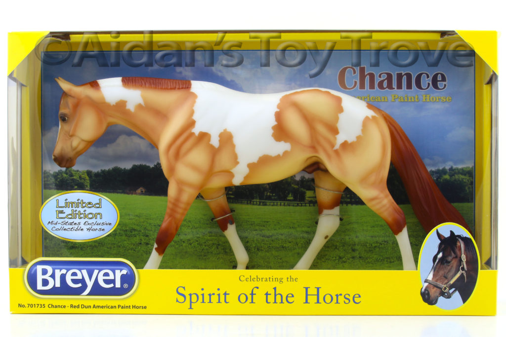 Breyer Chance 701735