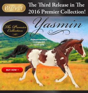 Breyer 90181 Yasmin