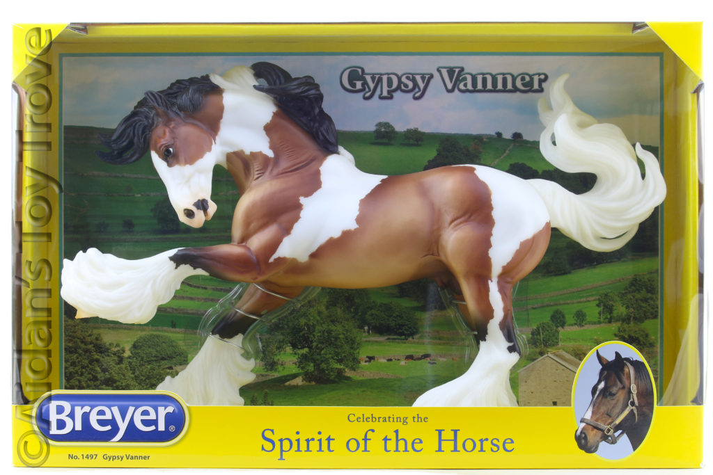 Breyer Gypsy Vanner 1497