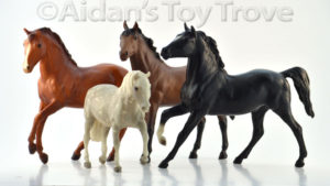 Breyer 3040 Black Beauty and Friends Family Gift Set