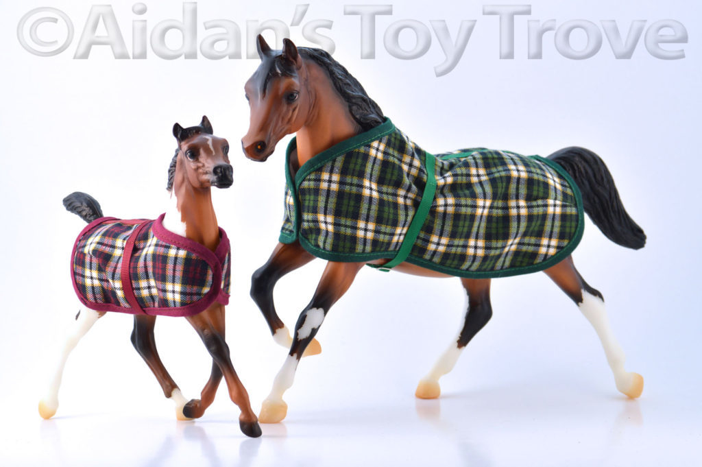 Breyer Vixen and Blitzen 711998