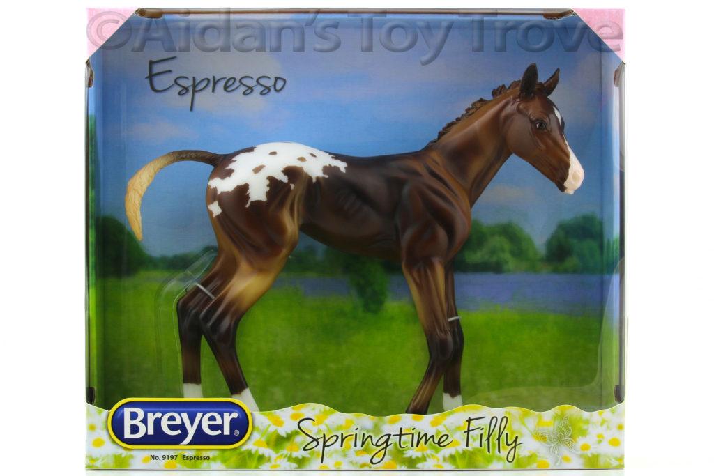 Breyer Espresso 9197