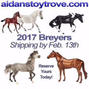 2017 Breyers Shipping By Feb. 13th
