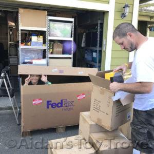 Breyer Freight Shipment