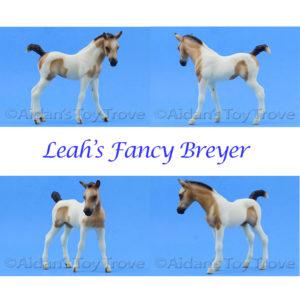 Leah's Fancy Breyer