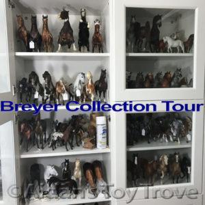 Breyer Horse Cabinet