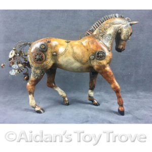Breyer Custom Elayne Watrus Big Ben