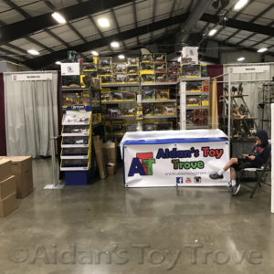 BreyerWest 2017 Boothe Setup