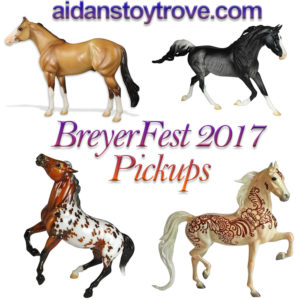BreyerFest 2017 Pickups