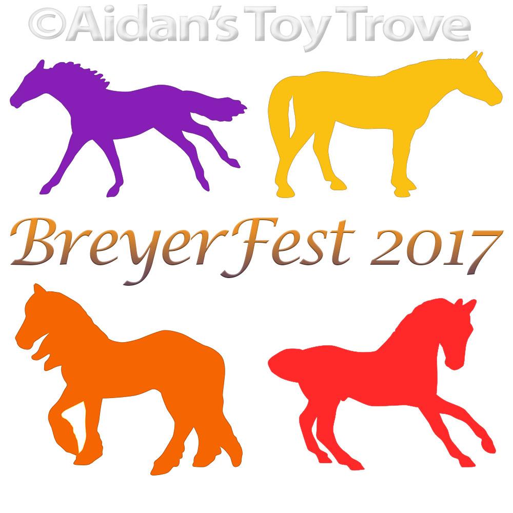 BreyerFest 2017 Single Day Stablemates