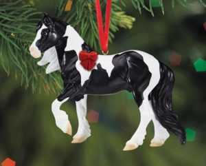 Breyer Gypsy Vanner Ornament 700517