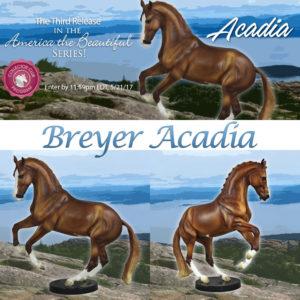 Breyer Acadia 712223