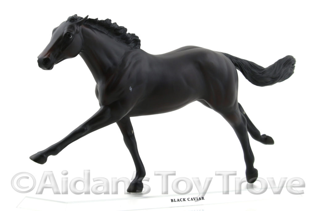 Breyer Black Caviar 715005