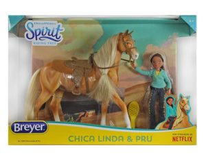 Breyer 9205 Chic Linda and Pru Gift Set
