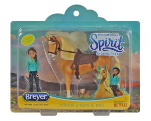 Breyer 9208 Chic LInda and Pru Small Set