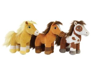 Breyer 9259 Spirit Plush Beanie 3 Piece Assortment