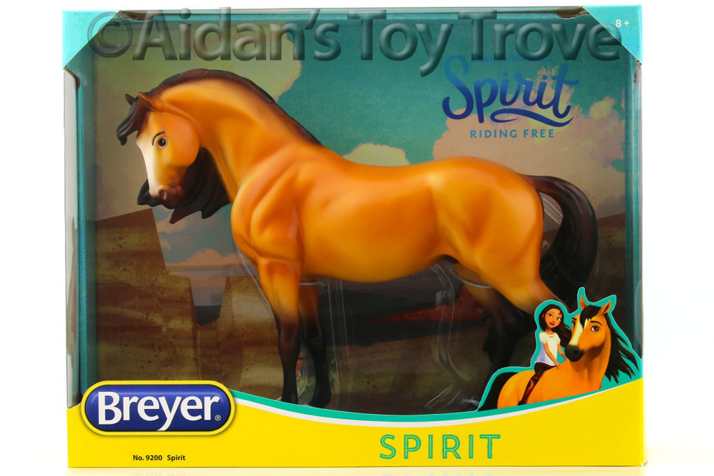 Breyer Spirit 9200 Spirit Riding Free Series